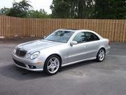 Mercedes-benz E55 Amg 5.5L 5439CC 335