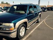 2000 CHEVROLET 2000 - Chevrolet Suburban