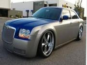 2005 Chrysler 300c Chrysler 300 Series Sedan 4Dr